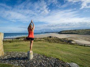 4 Tage Surf, Stehpaddel, und Yoga Urlaub in Großbritannien