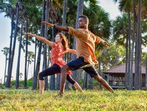 2 Months Ashram Inspired Community Living and 200-Hour Yoga Teacher Training in Pondicherry