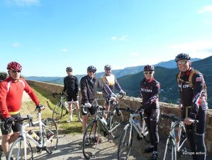 9 Days Mediterranean Sea Cycling Holiday in Languedoc, France