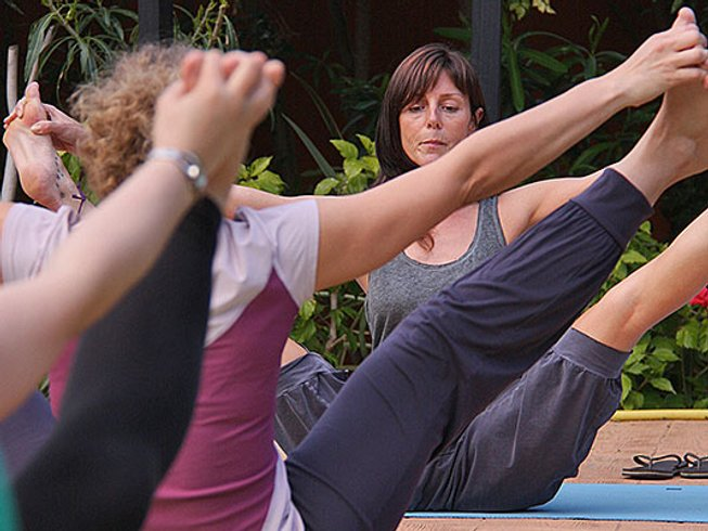 5 Days Spring Break Yoga Retreat in Spain