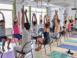24 Day 200-Hour Therapeutic Holistic Yoga Teacher Training Course in Rishikesh