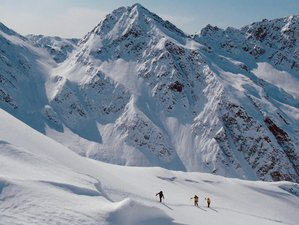 8 Day Introduction to Ski Touring with Yoga in the Austrian Alps