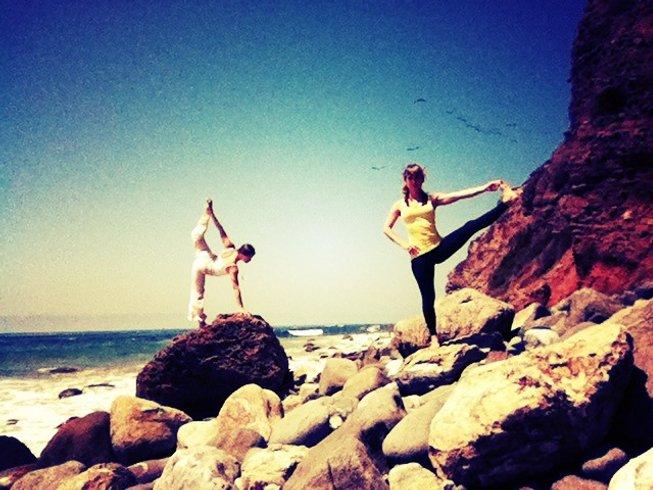 8 Days Restorative Yoga Retreat and Dance in Costa Rica