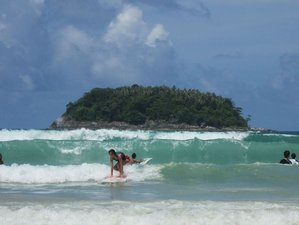 5 Days Adventure Wave Surfing Thailand