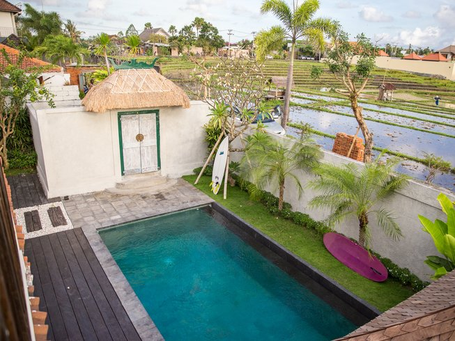 5 Days Yoga Retreat in Bali, Indonesia