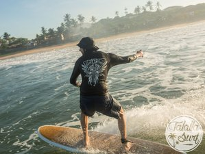 7 Days Ultimate Beginner Surf Camp in Talalla, Sri Lanka
