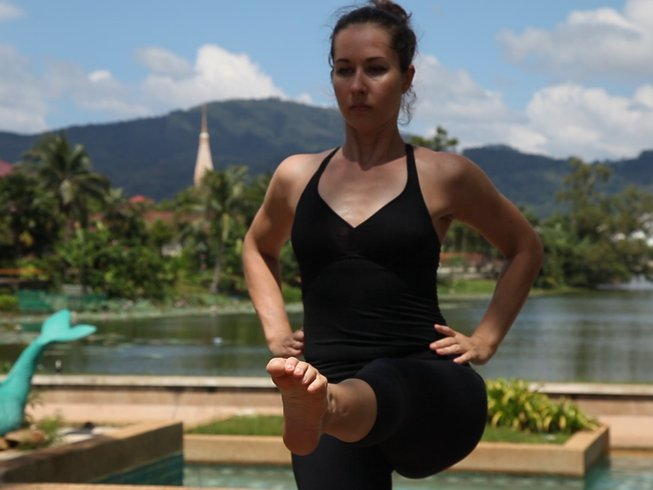 28 Days Ashtanga Yoga Retreat Thailand