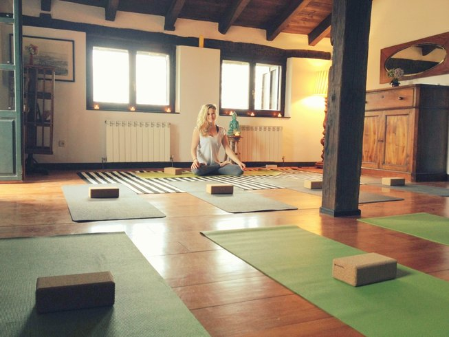 4 Days Cooking and Yoga Retreat in Spain