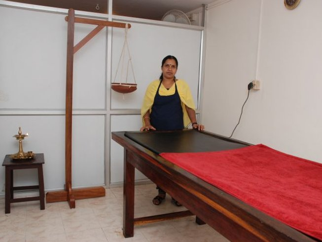 14 Days Spine Care Ayurveda & Yoga Retreat India