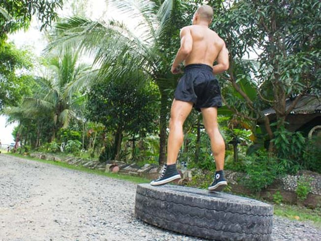 1 Week Martial Arts Training in the Philippines