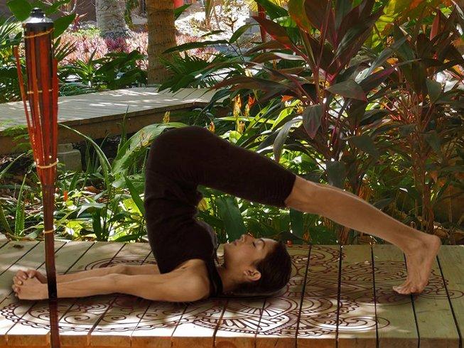 3 días retiro de yoga y bienestar en La Libertad, El Salvador