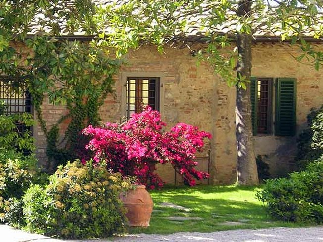 8 Days Italian Culinary Vacations in Tuscan Farm House