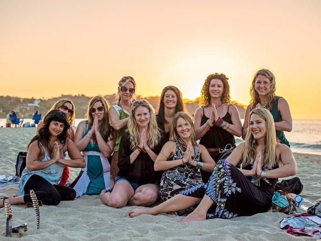 7 Days Soulshine Yoga Retreat in Sayulita, Mexico