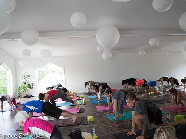 4 Days Kundalini Yoga Retreat in Mont-Sainte-Anne, Canada