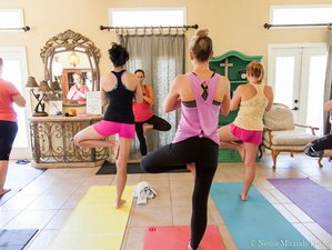 4 Days Women Wine and Yoga Retreat USA