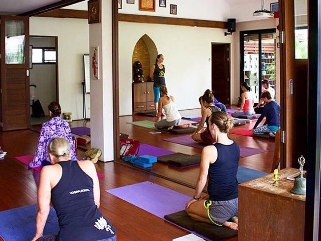 8 Days Yin and Yang Yoga Retreat in Thailand