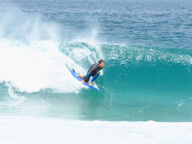 8 Days Surf Camp Fuerteventura on Canary Islands