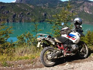 15 Day Guided Adventure Motorcycle Tour in Argentina and Chile