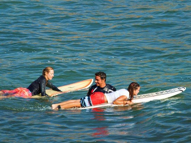 7 Days Beginner Surf Camp Greece