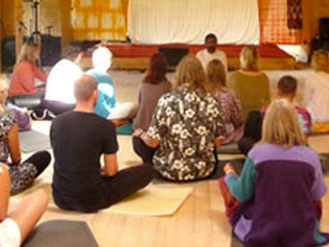 28 Days 250-Hour Vasishta Yoga Therapy Course in India