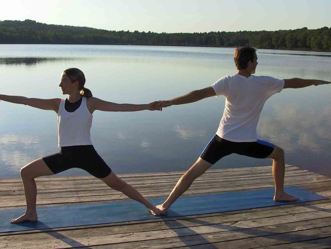 3 Days Yoga Retreat at Dumas Guest House, India