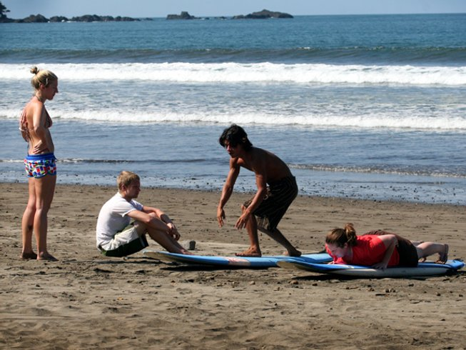 7 Days Surf Camp in Jaco, Costa Rica