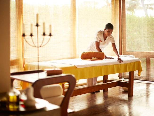 4 Days Luxurious Spa and Yoga Retreat in Galle, Sri Lanka