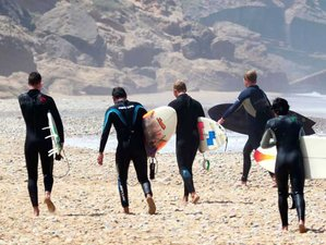 11 Days Guided Surf Camp Tamraght, Morocco