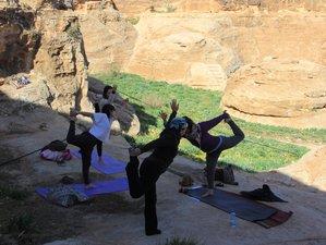 3-Daagse Yoga & Paarden Wijsheid Woestijn Retraite in Jordanië