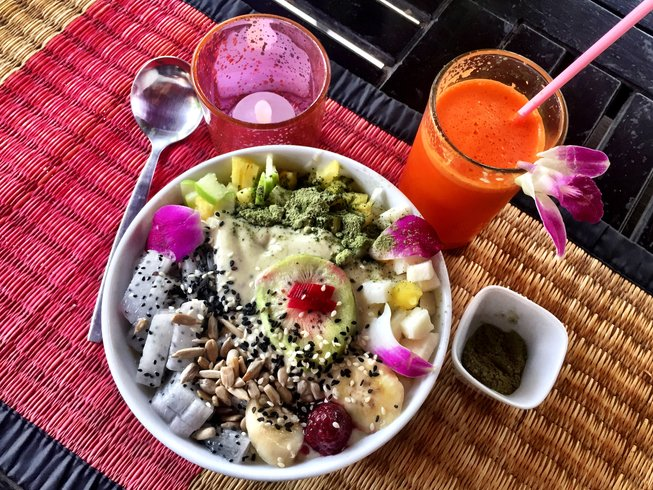 "6 Days ""Eat Healthy"" Meditation and Yoga Retreat in Koh Samui, Thailand"