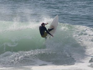 14 Days Thrilling Surf Camp in Lisbon Area, Portugal