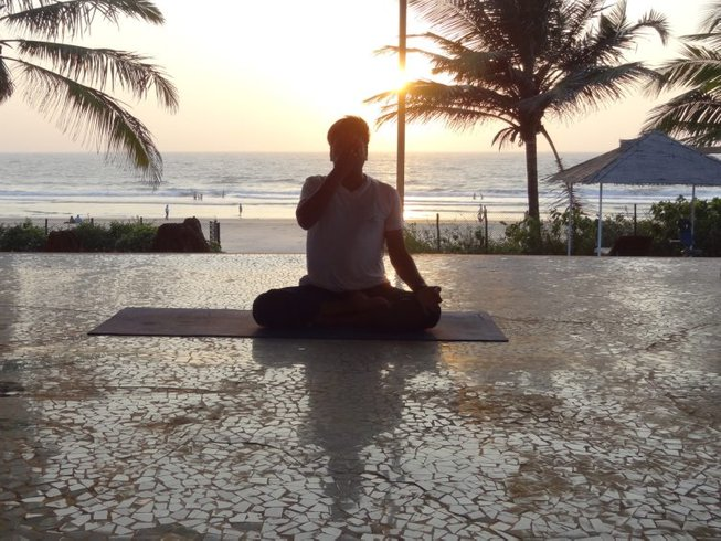 15 Days Beginner & Intermediate Yoga in India
