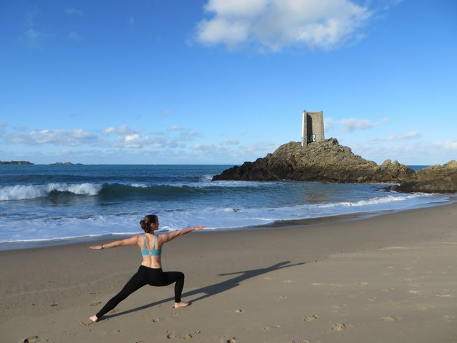 3 Days Goals and Dreams Yoga Retreat in France
