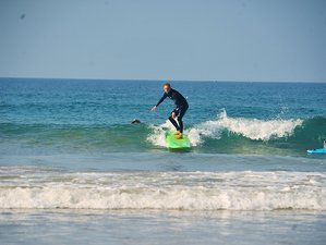 8 Days Yoga and Surf Camp for All Levels in Tamraght, Morocco