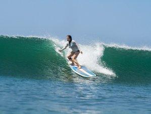 8-Daagse Surf en Yoga Retreat met Dagelijkse Surf, Yoga en Veel Meer in Rivas