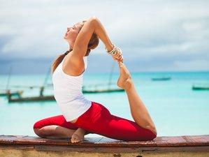 23 días profesorado de yoga Vinyasa de 200 horas en Zanzíbar, Tanzania