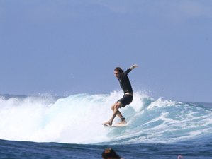 6 Days Surf Guiding in Nadi, Fiji