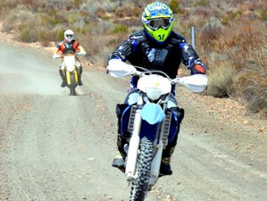 6 Days Cederberg Moonshine Motorcycle Tour in South Africa