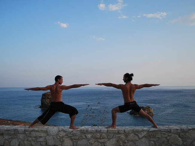 28 Days 200-Hour Greece Yoga Teacher Training Course S.Crete - Lentas
