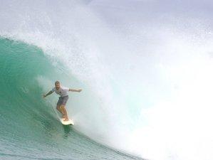 11 Days Budget Surf Camp in North Sumatra, Indonesia