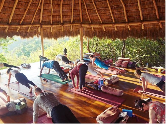 22 Days Immersion Ayurveda and Yoga Retreat in Guatemala