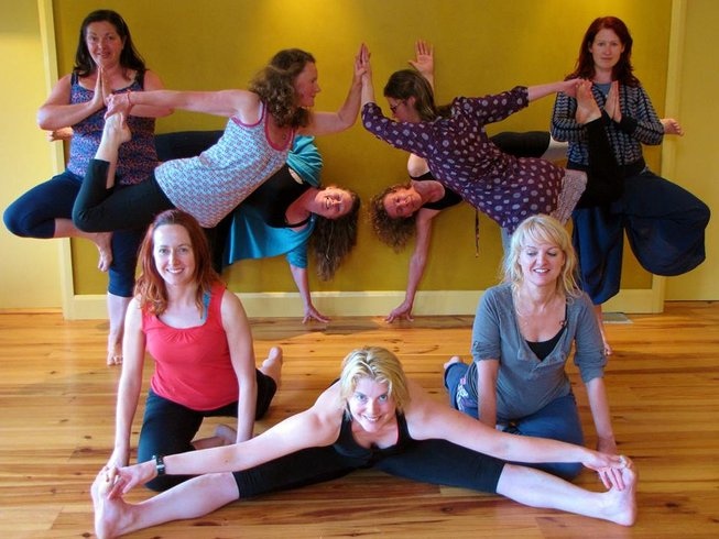 27 Days 200hr Intensive Anusara Yoga Teacher Training
