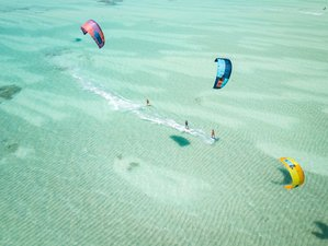 8 Day Paradise Kite Camp for Beginners and Intermediate Levels in Paje, Zanzibar