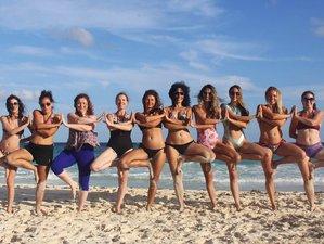 22 jours-200h de formation de professeur de yoga à Tulum, Mexique
