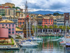 4 Day Wonderful of Yoga and Flavour in Genoa, Liguria
