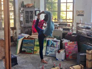 3 Days Art for Beginners and Yoga Retreat in France