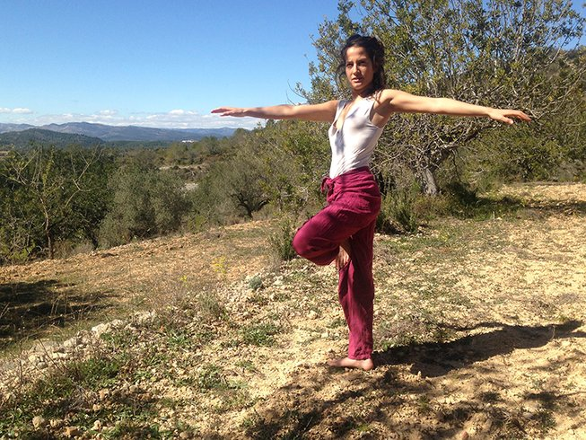 23 Tage 200 Stunden Hatha Yogalehrer Ausbildung in Spanien