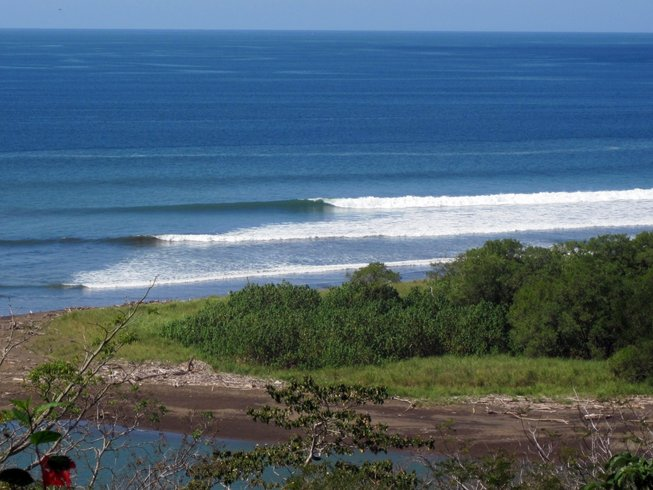 8 Days Tropical Water Costa Rica Surfing and Yoga Retreat