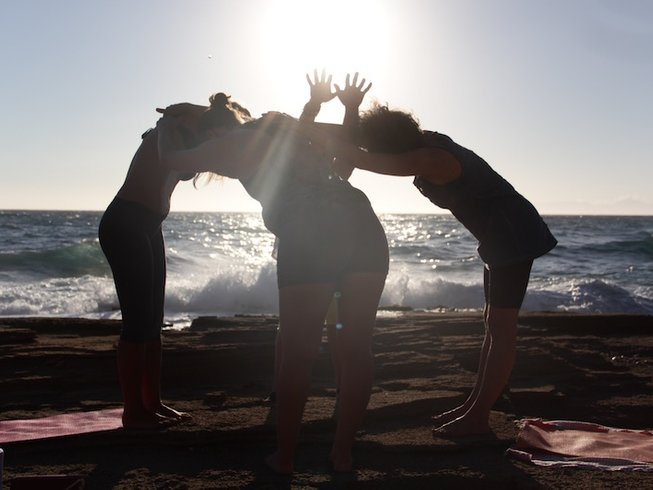 7 Days I Love Yoga Retreat in Kapsali, Greece