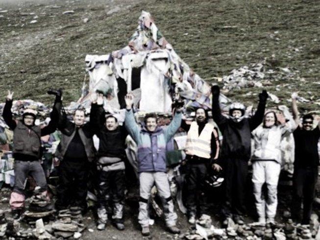 11 Days Indo-Tibet Mountains Motorcycle Tours India